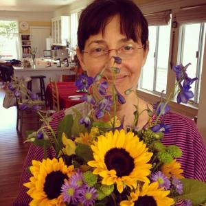 Gayle:BdayFlowers