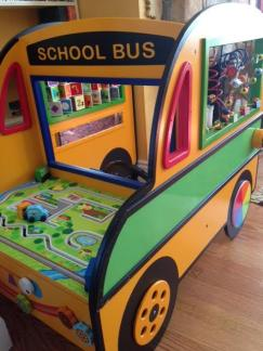 schoolbus:front
