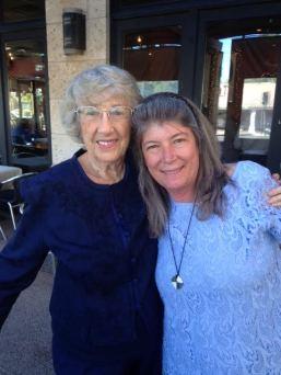 mom&Patricia