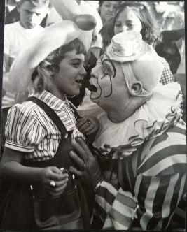 gayle&clown