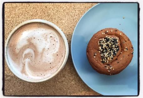 hotCocoa&Muffin